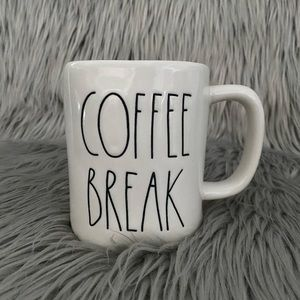 NEW‼️Rae Dunn Coffee Break Mug